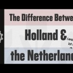 The Netherlands Versus Holland
