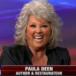 Paula Deen And Oprah Winfrey In Slow Motion
