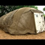 The Amazing Concrete Tent