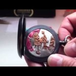 The Antique Pornographic French Pocket Watch
